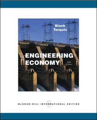Engineering Economy with Olc Bind-in Card and Engineering Subscription Card (Paperback)