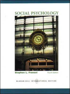 Social Psychology: WITH SocialSense CD-ROM AND PowerWeb