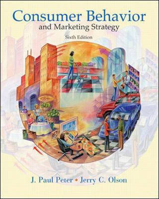 Consumer Behavior and Marketing Strategy - McGraw-Hill/Irwin Series in Marketing (Paperback)