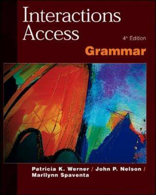 Interactions Access - Grammar (Paperback)