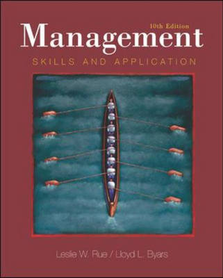 Management: Skills and Application with Powerweb (Paperback)