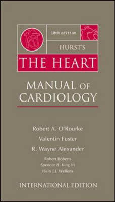 Hurst's the Heart Clinical Manual of Cardiology (Paperback)