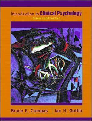 Introduction to Clinical Psychology: Science and Practice (Paperback)