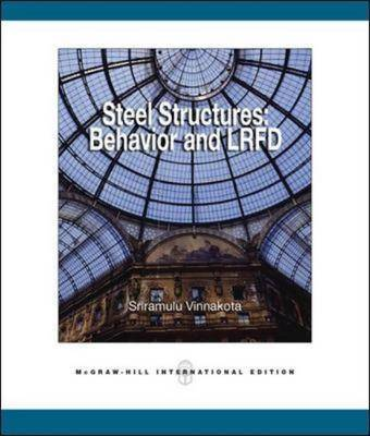 Behavior and LRFD of Steel Structures (Paperback)