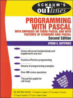 Programming with Pascal (Paperback)