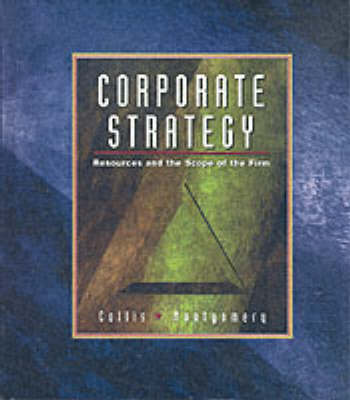 Corporate Strategy: Resources and the Scope of the Firm (Paperback)