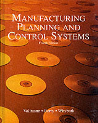 Manufacturing Planning and Control Systems (Paperback)