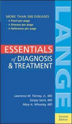 Essentials of Diagnosis and Treatment: Pocket Guide (Paperback)