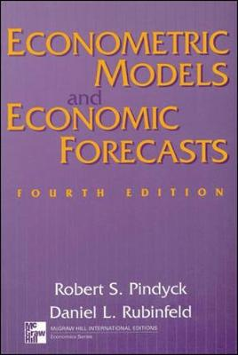 Econometric Models and Economic Forecasts (Text alone) (Paperback)
