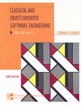 Classical and Object-oriented Software Engineering: WITH UML AND C++ - McGraw-Hill International Editions: Computer Science Series (Paperback)