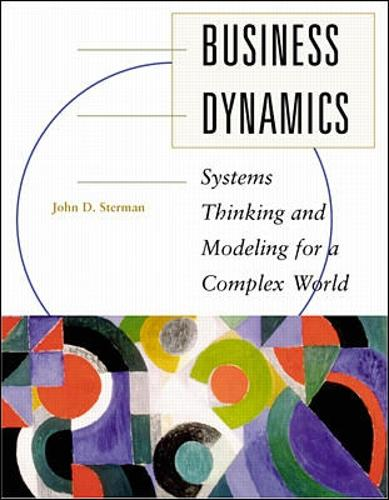 Business Dynamics: Systems Thinking and Modeling for a Complex World (Int'l Ed) (Paperback)