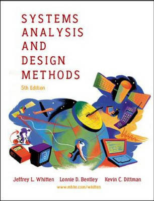 Systems Analysis and Design Methods (Paperback)