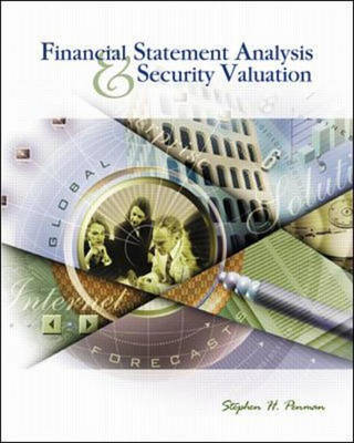 Financial Statement Analysis and Security Valuation - Mcgraw-Hill International Editions: Finance Series (Paperback)