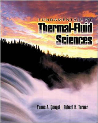 Fundamentals of Thermal-fluid Sciences (Paperback)