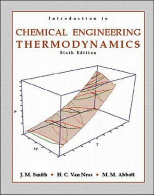 Introduction to Chemical Engineering Thermodynamics (Paperback)