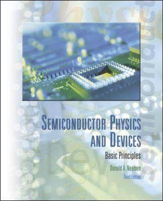 Semiconductor Physics and Devices (Paperback)