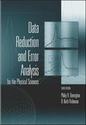 Data Reduction and Error Analysis for the Physical Sciences (Int'l Ed) (Paperback)