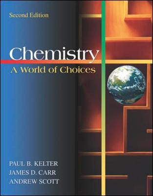 Chemistry: With Online Learning Center: A World of Choices (Paperback)