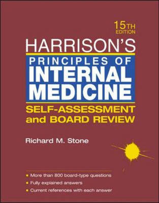 Harrison's Principles of Internal Medicine: Self-assessment and Board Review - McGraw-Hill International Editions Series (Paperback)