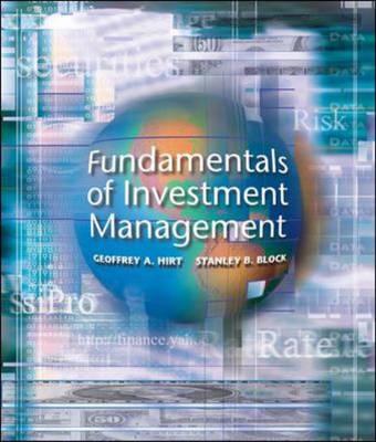 Fundamentals of Investment Management (Paperback)