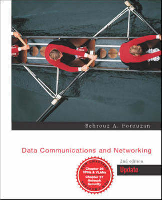 Data Communications and Networking Update - Computer Science Series (Paperback)