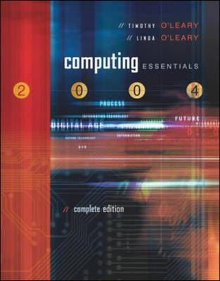 Computing Essentials: Complete - O'Leary Series
