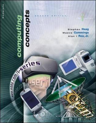 "Computing Concepts - ""I"" Series (Paperback)"