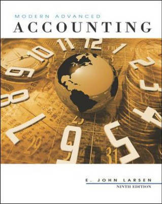 Modern Advanced Accounting with Powerweb: Enron (Hardback)