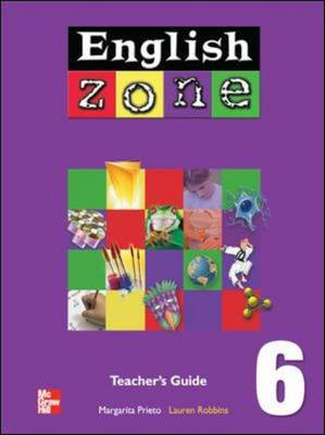 English Zone Teacher's Edition 6 - English Zone (Paperback)