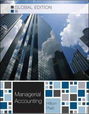 Managerial Accounting (Paperback)