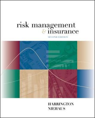 Risk Management and Insurance (Int'l Ed) (Paperback)