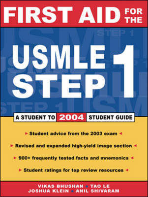 First Aid for the USMLE Step 1 (Paperback)