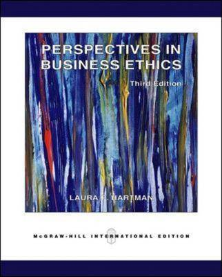Perspectives in Business Ethics (Paperback)