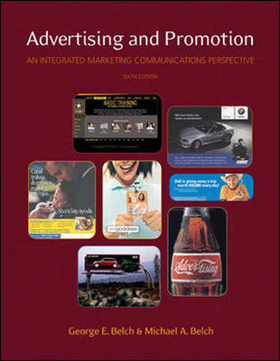 Advertising and Promotion: An Integrated Marketing Communications Perspective (Paperback)