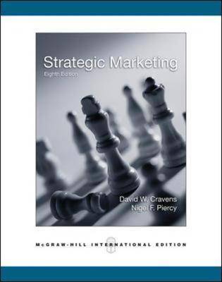 Strategic Marketing (Paperback)