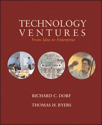 Technology Ventures (Paperback)