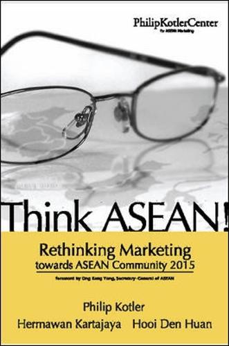 Think ASEAN (Hardback)