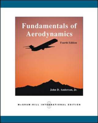 Fundamentals of Aerodynamics (Paperback)