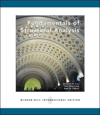 Fundamentals of Structural Analysis (Paperback)