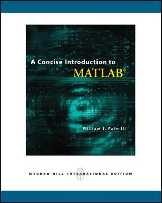 A Concise Introduction to Matlab (Paperback)
