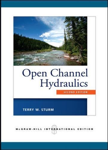 Open Channel Hydraulics (Int'l Ed) (Paperback)