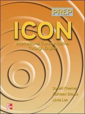 Icon Student Book with Audio CD Prep - Icon
