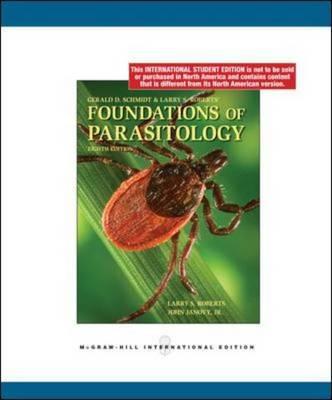 Foundations of Parasitology (Paperback)