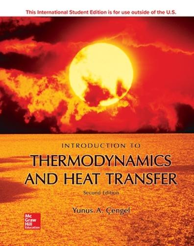 Introduction To Thermodynamics and Heat Transfer (Paperback)