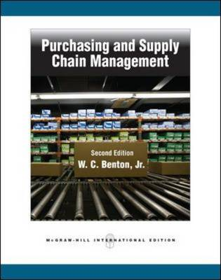Purchasing and Supply Chain Management (Paperback)