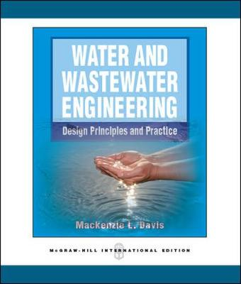 Water and Wastewater Engineering (Int'l Ed) (Paperback)