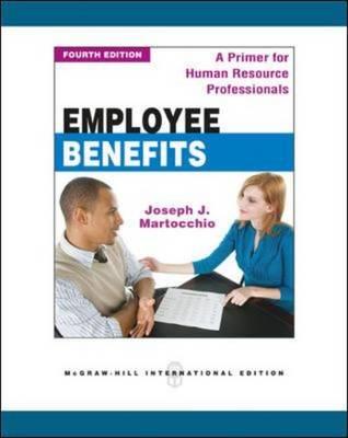 Employee Benefits (Paperback)