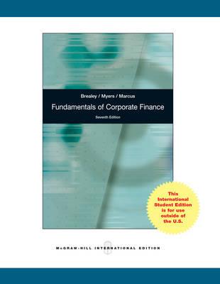 Fundamentals of Corporate Finance (Paperback)