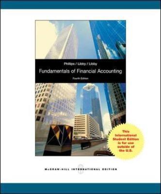 Fundamentals of Financial Accounting (Paperback)