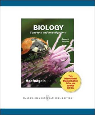 Biology: Concepts and Investigations (Paperback)